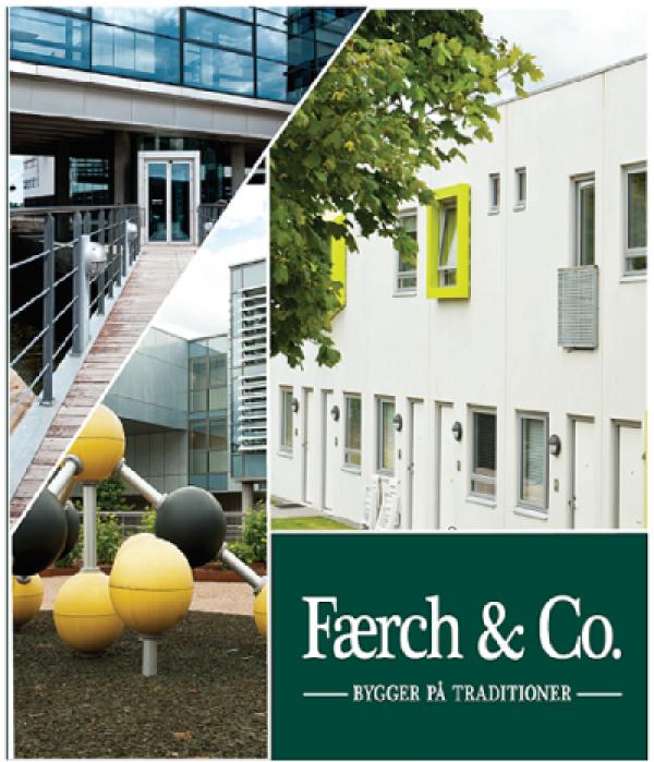 Service/ Akkordtømrer til Færch & Co.
