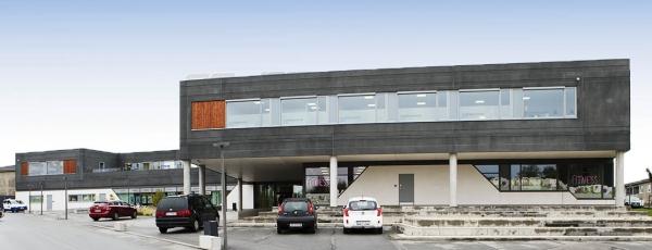 Sundheds- og kvarterhuset, Aalborg Øst
