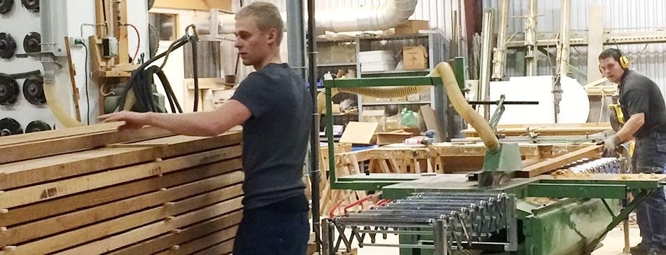 Tømrer- og snedkerarbejde for private