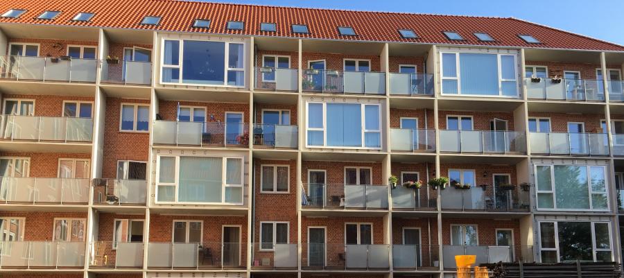 Henning Smiths Vej, Aalborg Vestby